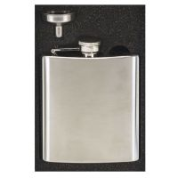 Vision Satin Polish 6oz Flask</br>HF017